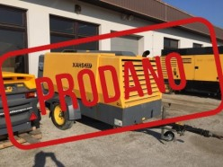 Kompresor Atlas Copso XAHS 237 CD