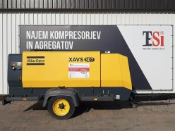 Kompresor Atlas Copco XAVS 307 (15 bar - 18,7 m3/min)