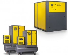 Screw compressors A-series | Tehnični sistemi d.o.o.