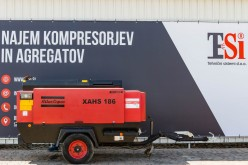 Atlas Copco XAHS 186 (12 bar - 10,5 m3/min)