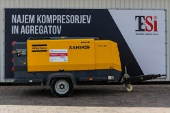 Najem kompresorja Atlas Copco XAHS 347 CD (12 bar - 20,4 m3/min)