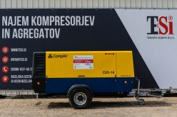 Kompresor Compair C85-14 (14 bar - 8,5 m3/min)
