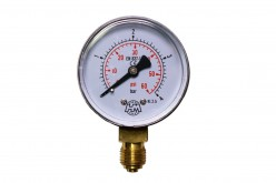 "Manometer Fi 50 mm 0-10 bar 1/4"" BSP"
