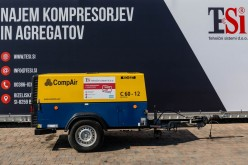 Kompresor CompAir C60-12 (12 bar - 6 m3/min)